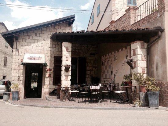 Ristoranti dove mangiare all'aperto nel Monferrato